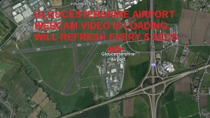 Gloucestershire Airport (GLO, EGBJ) Webcam