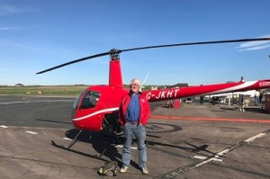 Have you ever fancied learning how to fly a helicopter?