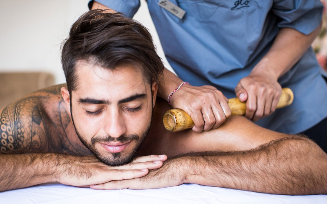 Bali's Best Male Massage, Waxing and Hair Spa