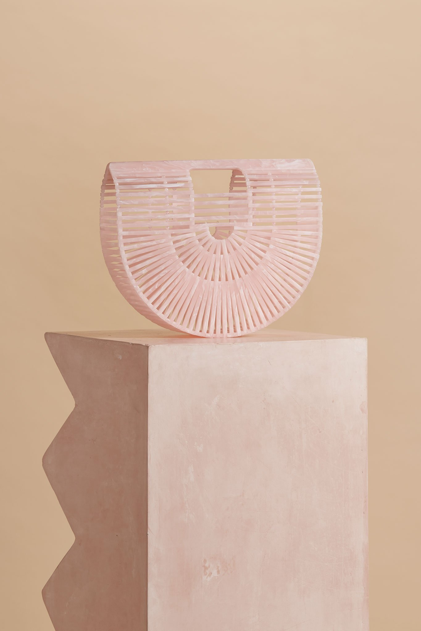 Cult Gaia Pink Ark Bag Spring Shopbop Sale