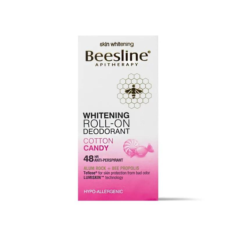 مزيل لرائحة العرق و لتفتيح البشرة 50مل -Beesline - Glosscairo - Egypt
