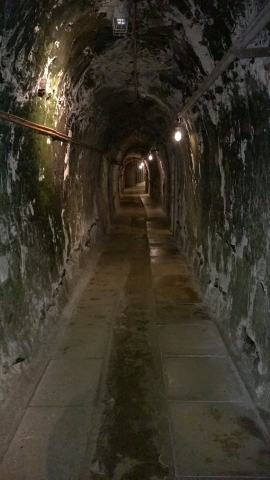 Dover wartime tunnels