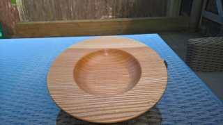 12in Ash Platter Top