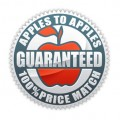 Apples To Apples Price Match Guarantee