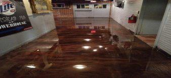Epoxy on Restaurant Floor  Epoxy Flooring Options harmon 342