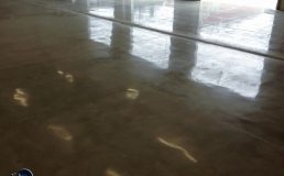 polished concrete Polished Concrete Gallery Centerton Fire Department 15