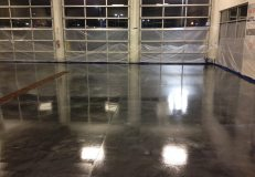 Epoxy Flooring Gallery Nunnally Chevrolet Epoxy Floor1563