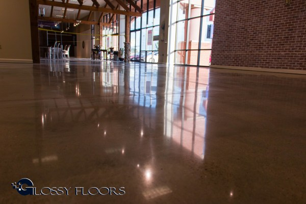 Ashley Furniture - Bossier City - Polished Concrete polished concrete Polished Concrete Project – Ashley Furniture IMG 6590 1024x683