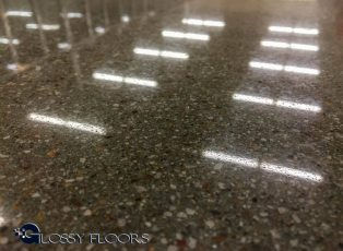 polished concrete Polished Concrete Gallery Price Cutter Springfield Missouri 16