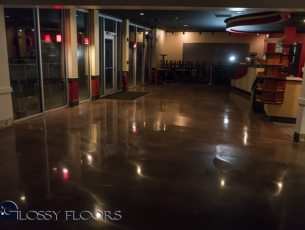 Stained Concrete Gallery Polished Concrete Floors Branson Music Theater 19