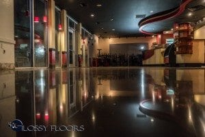 Polished Concrete Floors - Branson Music Theater-20
