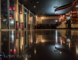Stained Concrete Gallery Polished Concrete Floors Branson Music Theater 20
