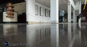 polished concrete Polished Concrete Gallery Polished Concrete Floors Branson Music Theater 28