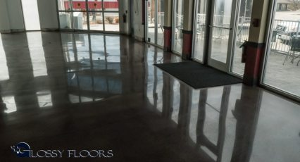 polished concrete Polished Concrete Gallery Polished Concrete Floors Branson Music Theater 31