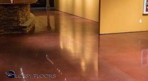 polished concrete Polished Concrete Gallery Polished Concrete Floors El Matador Restaurant 17