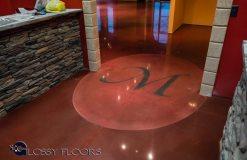 polished concrete Polished Concrete Gallery Polished Concrete Floors El Matador Restaurant 2