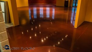 polished concrete design ideas Polished Concrete Design Ideas Polished Concrete Floors El Matador Restaurant 3