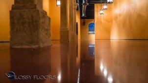 polished concrete design ideas Polished Concrete Design Ideas Polished Concrete Floors El Matador Restaurant 5