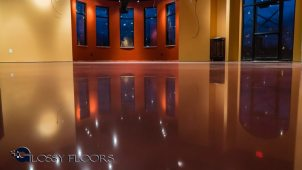 polished concrete design ideas Polished Concrete Design Ideas Polished Concrete Floors El Matador Restaurant 8