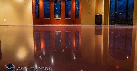 Stained Concrete Gallery Polished Concrete Floors El Matador Restaurant 8