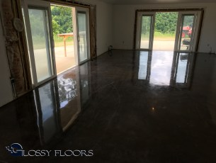 polished concrete Polished Concrete Gallery Stained Polished Concrete 3