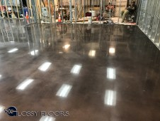 polished concrete design ideas Polished Concrete Design Ideas Houston Texas Tattoo Shop 19