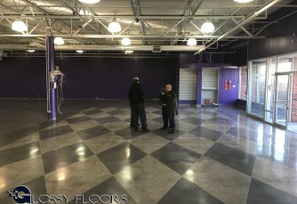 polished concrete Polished Concrete Gallery Polished Concrete Mattress Showroom 84