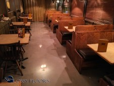 polished concrete design ideas Polished Concrete Design Ideas Polished Concrete Restaurant Floor 2