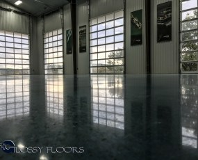 Stained Concrete Gallery Polished Concrete Showroom Floor 10