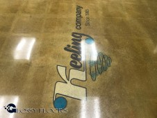 polished concrete design ideas Polished Concrete Design Ideas Polished Concrete Showroom with Logo 19