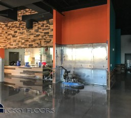 polished concrete Polished Concrete Gallery Polished Concrete Restaurant 24