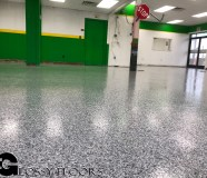 Epoxy Flooring Gallery Epoxy Flake Floor Clarksville 38