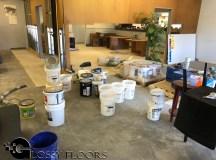 epoxy flakes on a showroom floor Epoxy Flakes On A Showroom Floor Epoxy Flake Floors 49