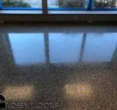 epoxy flakes on a showroom floor Epoxy Flakes On A Showroom Floor Epoxy Flake Floors 71