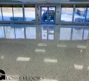 epoxy flakes on a showroom floor Epoxy Flakes On A Showroom Floor Epoxy Flake Floors 95