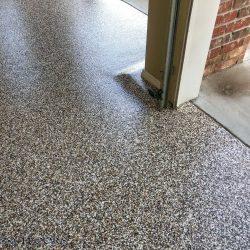 Epoxy Flake Floor polished concrete Polished Concrete, Stained Concrete, and Epoxy Flooring Company Epoxy Flake Floor 6 250x250
