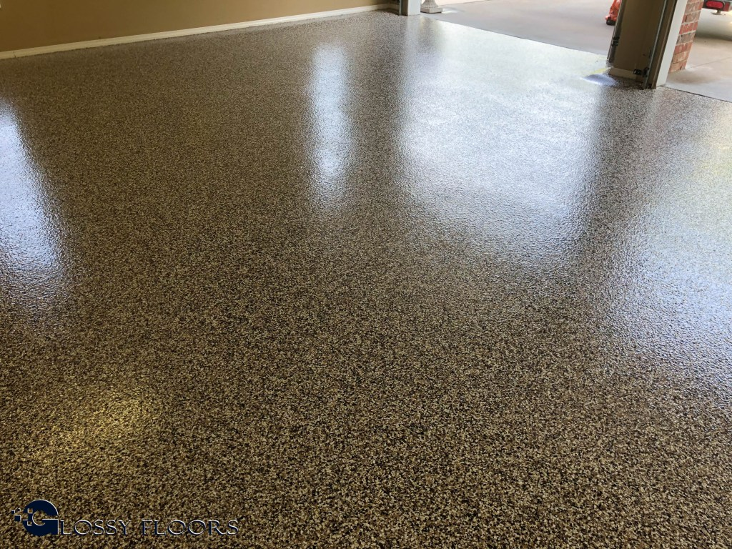 Epoxy Flooring Gallery Glossy Floors