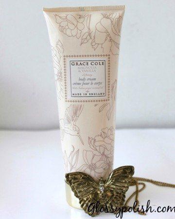 Grace Cole Vanilla Magnolia Cream Review