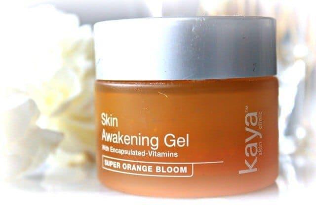 Kaya Skin Awakening Gel Orange Super Bloom Review (3)