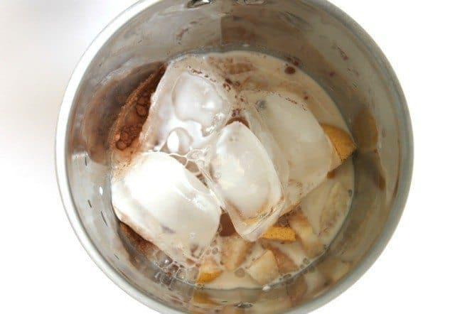 Chocolate Pear Smoothie Recipe 3