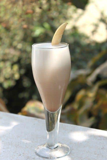 Chocolate Pear Smoothie Recipe 5
