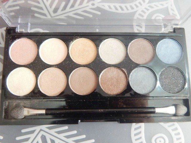 MUA Hall of Fame Eyeshadow Palette Review 2