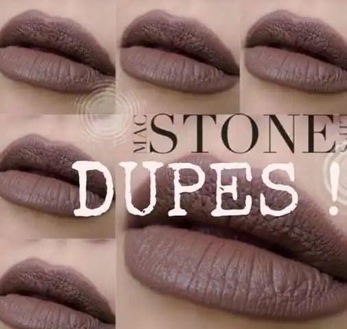 MAC Stone Dupes 4