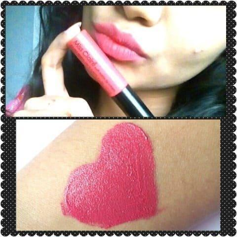 Miss Claire Soft Matte Lip Cream 16 Review