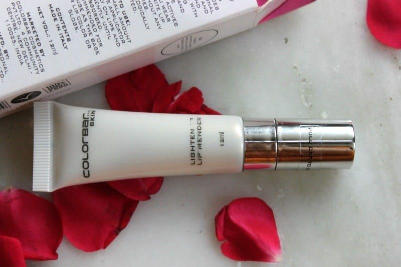 Colorbar Lighten Up Lip mender 1