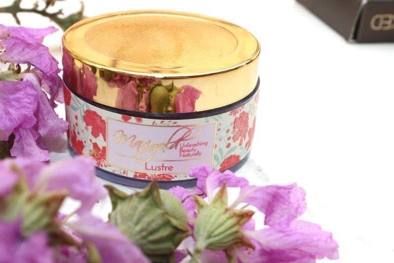 Marigold Naturals Lustre Review