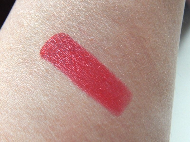 Max Factor Color Elixir Lipstick Ruby Tuesday 715 Review and Swatches 3