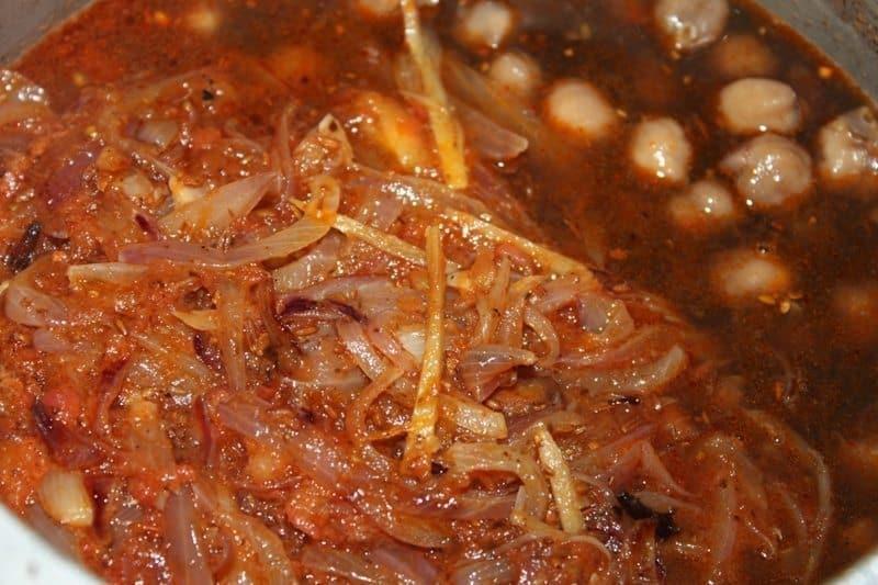 Pindi Chana Chickpea Recipe 10