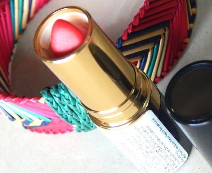 Revlon Super Lustrous Lipstick Look At Me 4