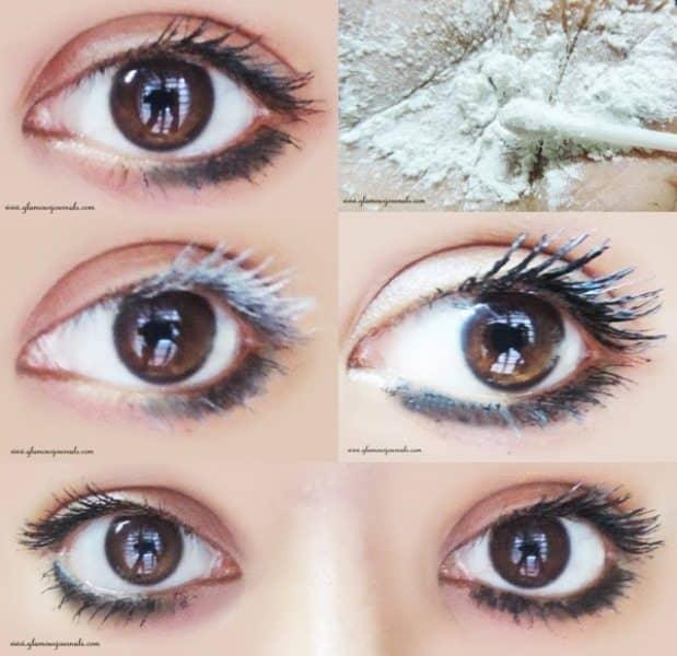 game changing mascara trick eyelashes 2